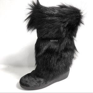 Tecnica Apres Ski Fur Boots